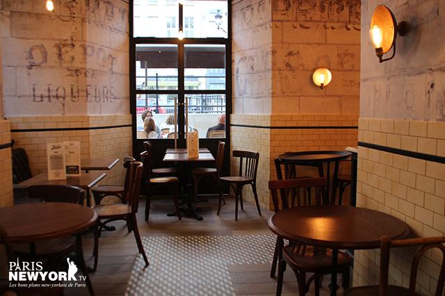 salle Bieh restaurant New York Paris
