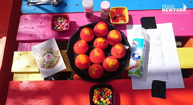 Atelier cuisine du monde, cupcakes, desserts en layers, été Defacto, Paris New York TV