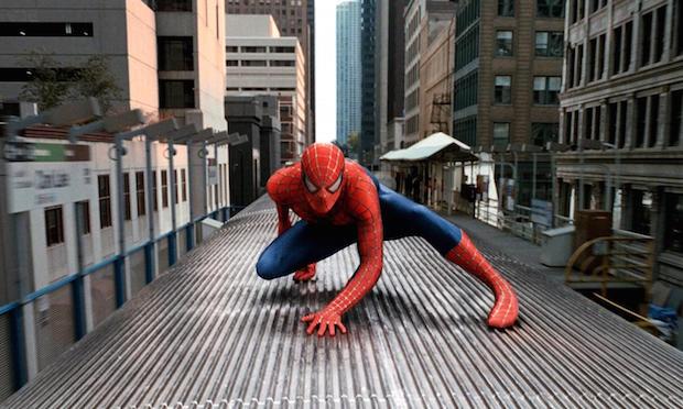 Top 10 films sur New York Spider-man