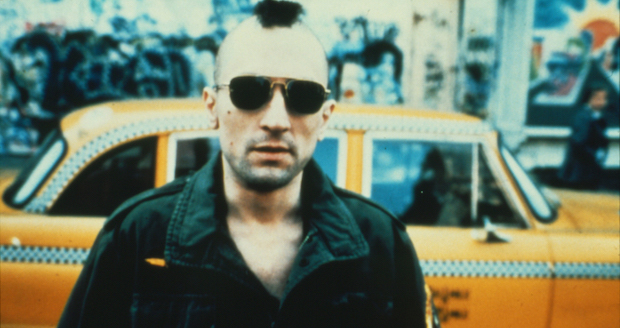 Top 10 films New York taxi driver