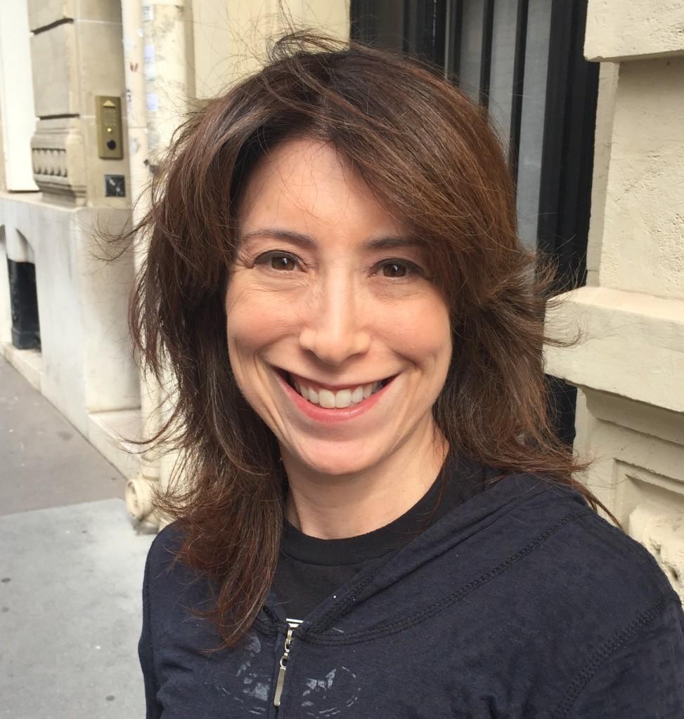 Ami B. Cadugan rédactrice Paris New York TV