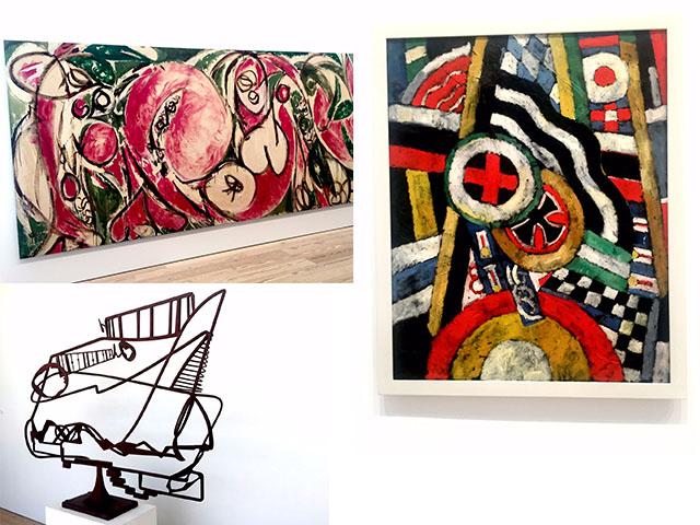 artistes exposés au Whitney Museum à New York