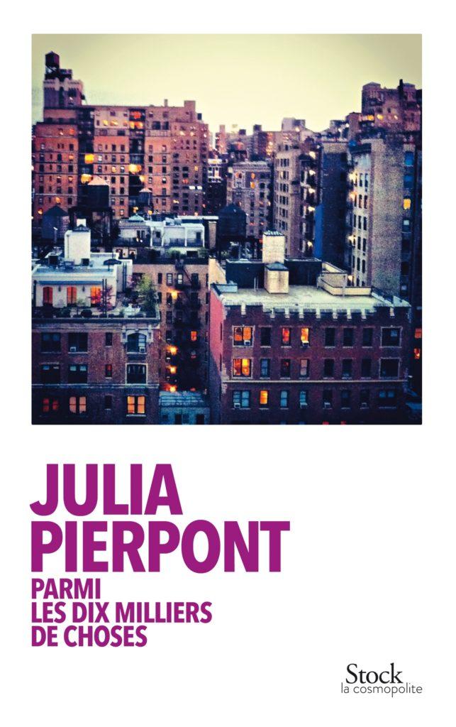 roman qui se passe à new york parmi les dix milliers de choses