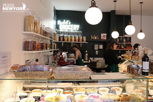 épicerie new-yorkaise à paris rachel's grocery