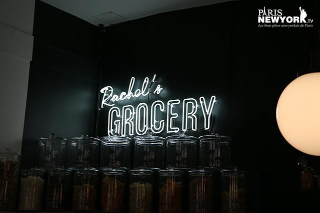néons chez rachel's grocery
