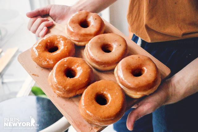 les donuts faits maison d'alex pâtissier new-yorkais