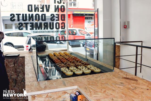 les petits donuts rue de chanzy à paris