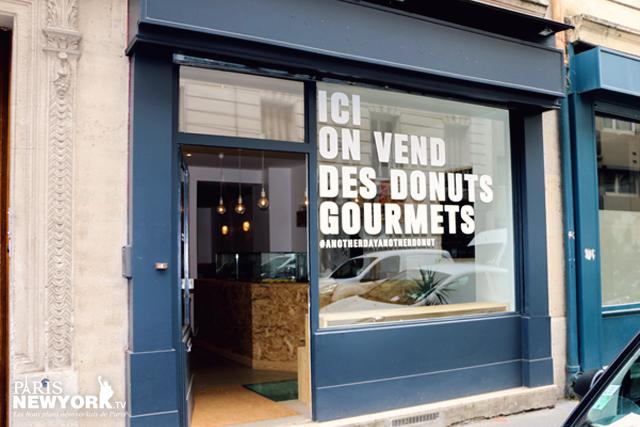 les petits donuts gourmets revisités à paris
