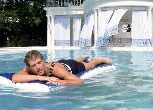 redford-pool the great gatsby