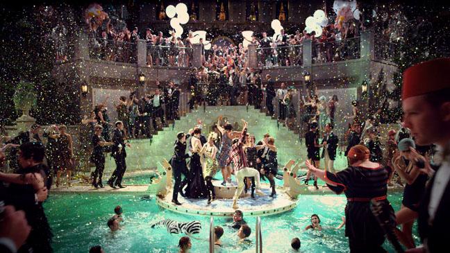 une fête de the great gatsby à new york