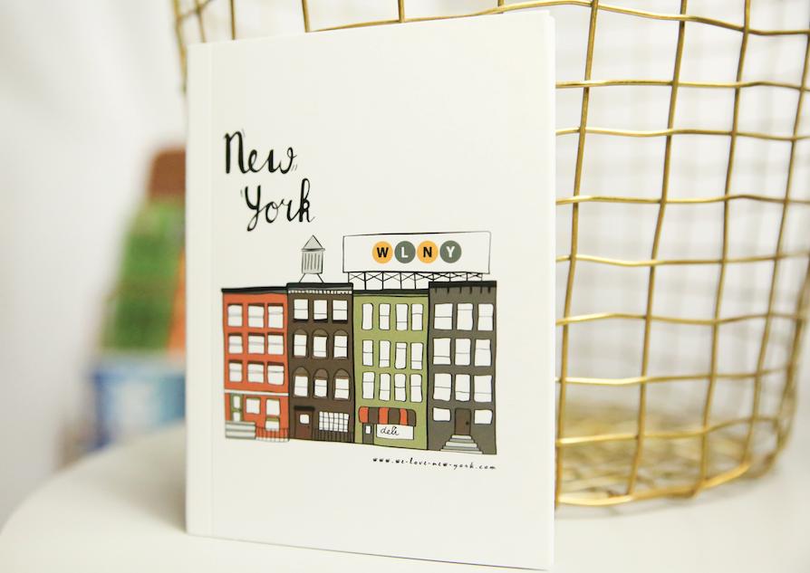 petit carnet de voyage new york