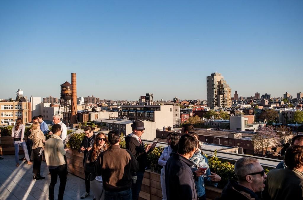 With Hotel, terrasse pour boire un verre à Brooklyn - D.R.