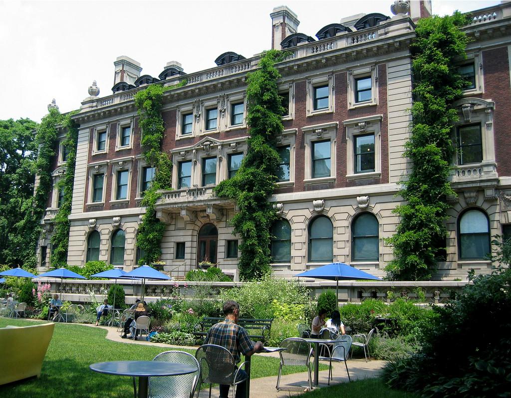 Musée Cooper Hewitt à New York - D.R.