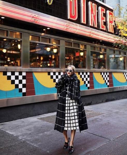 usa brooklyn diner new york fashion