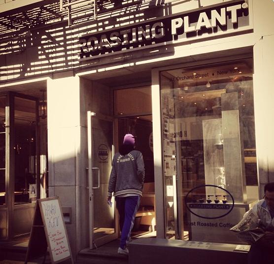 roasting plant new york
