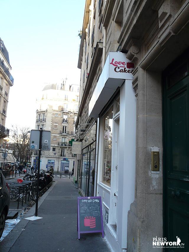rue ferdinand flocon gâteaux américains