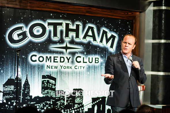 gotham comedy club pour rire à new york