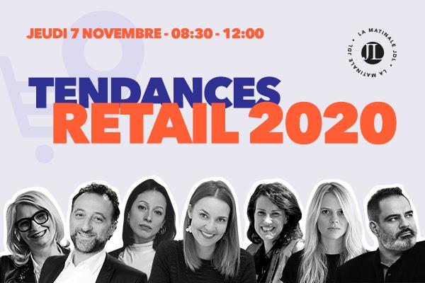 La conférence Tendances Retail 2020