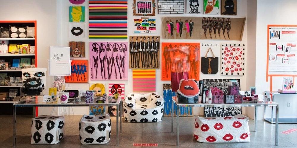 Les boutiques Story à New York
