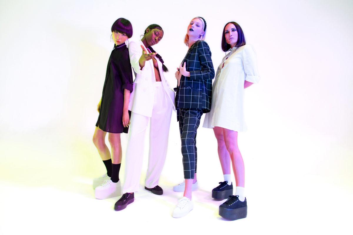 La marque française No Name débarque à la Fashion Week de New York